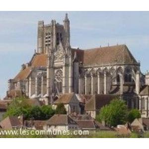cathedrale de saint-etienne à Auxerre